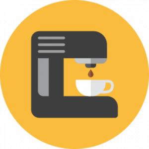 Kaffeemaschine symbol