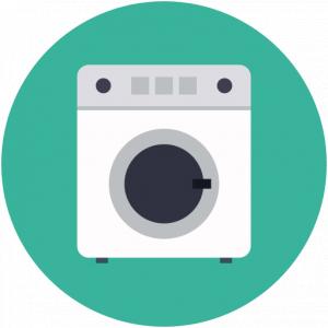 Waschmaschinen symbol