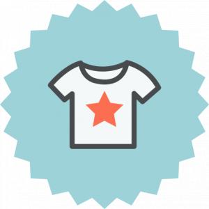 Kleidung symbol