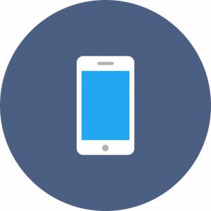 iPhone symbol
