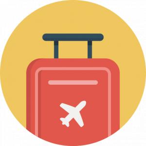 Urlaub symbol